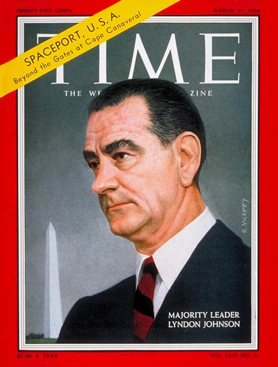 "The Origin of the ""LBJ Killed JFK"" Cover Story: Bircher James Evetts Haley"