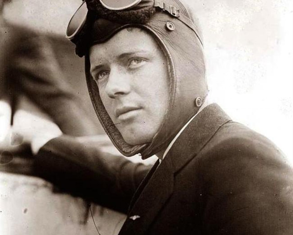 Lindbergh's Deranged Quest for Immortality