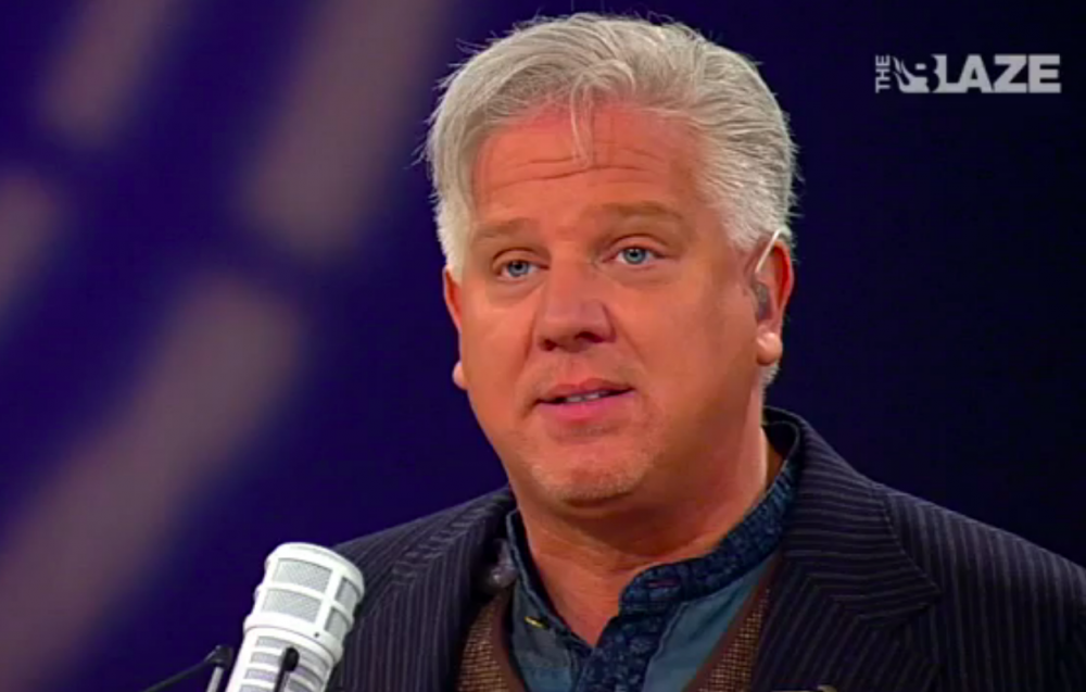 Glenn Beck's Ride to Cable Stardom