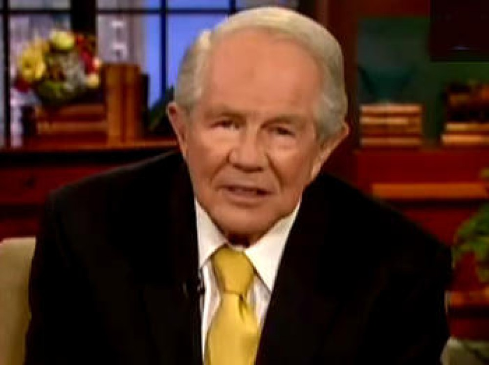 Ridiculous: Virginia Honors Pat Robertson on 80th Birthday