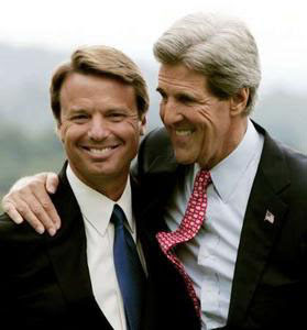John Edwards' Campaigns on Donations from Big Oil, Tobacco & Pharmaceutical Companies