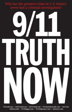 New Book Groups 9/11 Truth Movement with Holocaust Deniers, Creationists and Medical Quacks