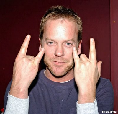 Kiefer Sutherland – Son of Leftist Donald Sutherland – Sells Out to the CIA and Rupert Murdoch