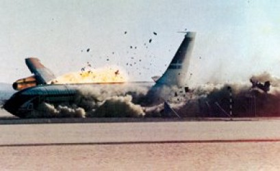 Video: How To Crash a Boeing 720