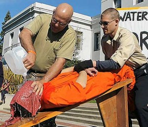 Waterboarding, Interrogations: The CIA's $1,000 a Day Specialists