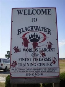 Blackwater Chief Accused of Murder, Gun-Running and Child Prostitution