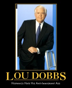 Lou Dobbs and the White Supremacist Council of Conservative Citizens