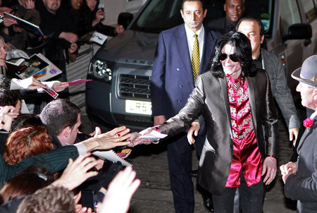 Michael Jackson's Fans and the Press