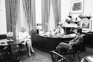 Diane Sawyer's Apostolic Passion for Richard Nixon