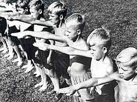 """Right Side News"" Believes Climate Change Education is Tantamount to the Hitler Youth Program"
