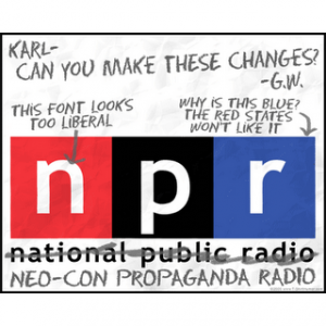 NPR, PBS and the National Security State