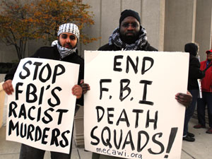 Activists, Family Demand Justice in Death of Imam Slain by FBI