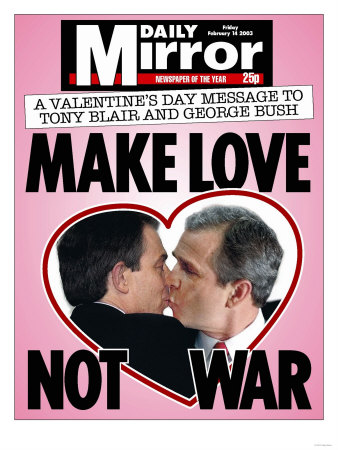 BBC: Memo 'Shows Blair Iraq War Deal with Bush'