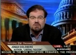 Holocaust Revisionist Jonah Goldberg, Fraud of the Decade