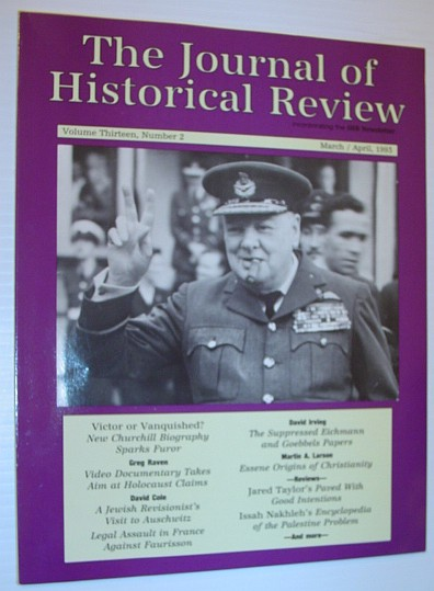 Introduction to the Institute for Historical Review