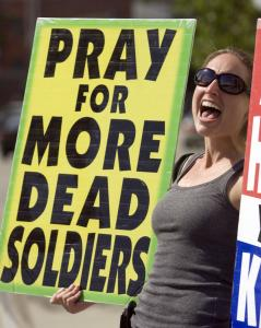 Dead Marine's Father Ordered to Pay 'Christian' Protesters' Legal Costs