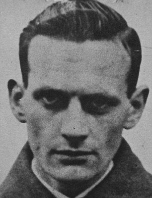 The Face of Hitler's British SS: Chilling Pictures of the Traitors who Joined the Fuhrer's Most Evil Unit – with a Union Flag on their Sleeve