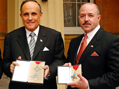 Bonds [and Bail] of Friendship – Kerik and Giuliani/America's Mayor Abandons Kerik's Family