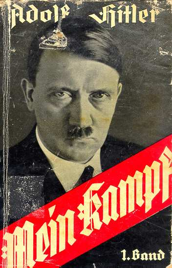 Art Review: Artistic Response to 'Mein Kampf'