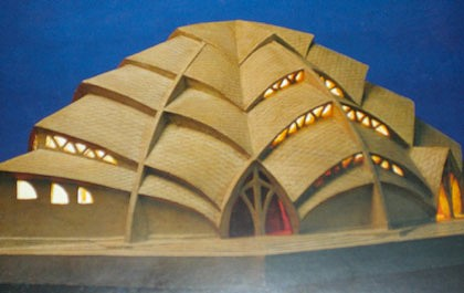 The Sydney Opera House Design was STOLEN from Nazi Architect