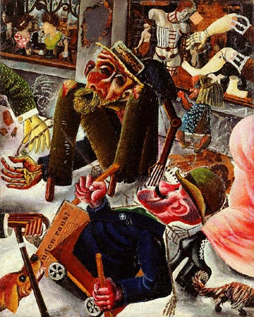 Art Gallery: Sex, Blood and War from Weimar Anti-Nazi Otto Dix