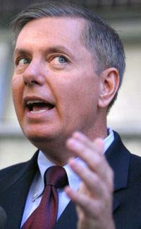 Gop Senator Lindsey Graham Gay Conservative Group Alipac
