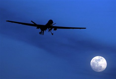 CIA Pakistan Drone Strikes 'Violation of Laws'