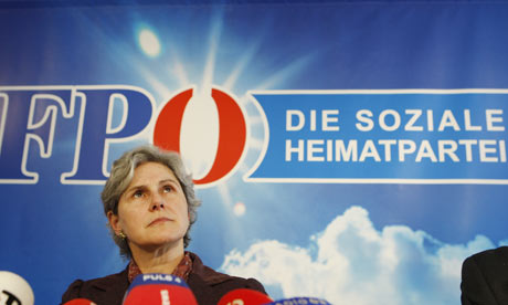 Nazi Past, Anti-Semitic Views Haunt Austrian Presidential Candidate