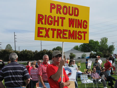 Ohio: Birch Society, Racism, More Tea Party Ugliness