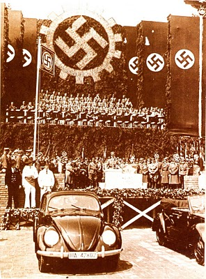 Volkswagen and the Nazis
