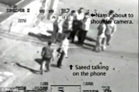 WikiLeaks Iraq Video: Horrific Footage Shows U.S. Soldiers Shooting Civilians - and Laughing at Bodies