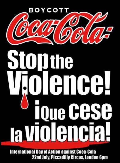 Coca-Cola's Colombian Death Squads