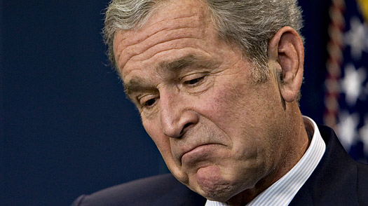 Press Black-Out on Suicide of Woman who Accused GW Bush of Rape