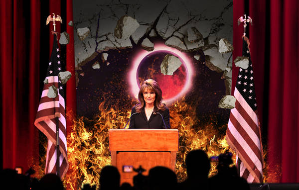 Politico Poll: Tea Partiers in Two Camps – Sarah Palin vs. Ron Paul
