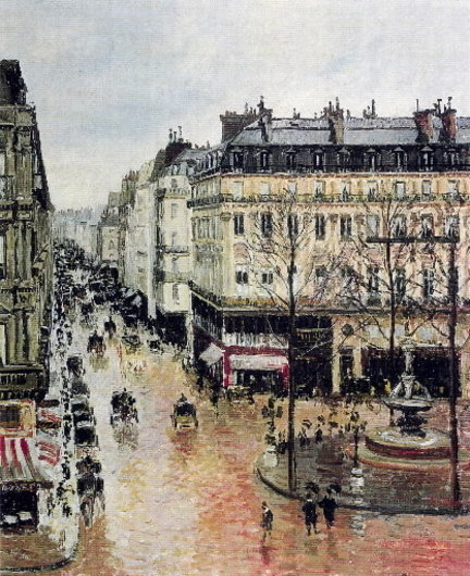 Spain Stands off Grandson – who Fled Nazis to Casablanca and Cleveland – over Pissarro Painting Sold by Thyssen Heir