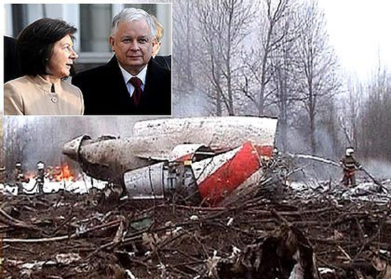 UK: 1) Conservatives Ignored Secret Report on Extremist [Fascist] Polish Allies; 2) Extremist [Fascist] Polish Allies Killed in Plane Crash
