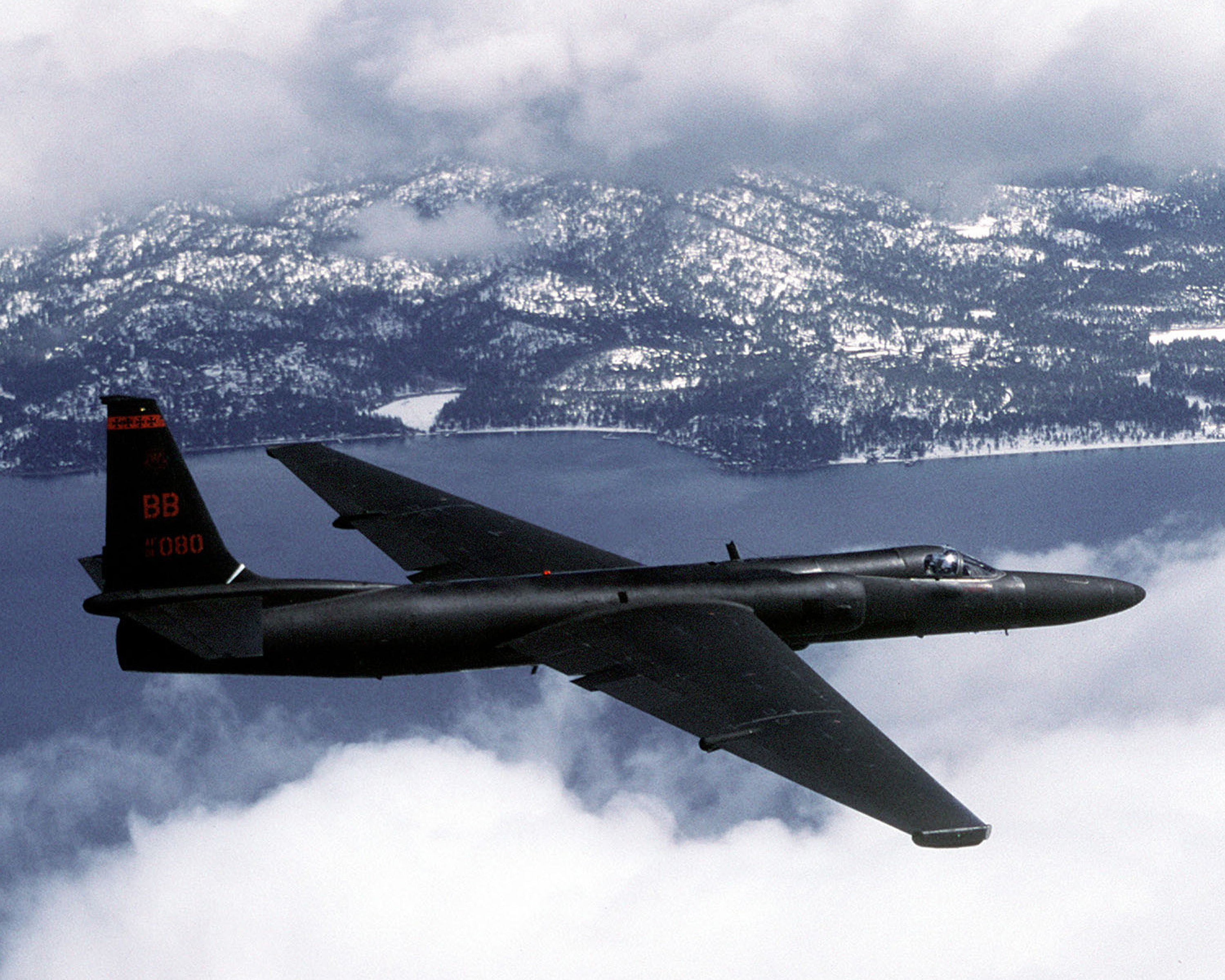 'U-2 Brute': Behind-the-Scenes Details of the CIA Spy-Plane Face-Off with the Soviets