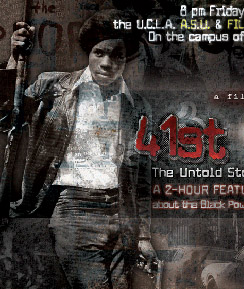 41st and Central: The Untold Story of the L.A. Black Panthers