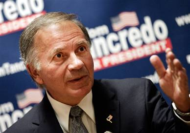 Immigration: ALIPAC Breaks with Tom Tancredo over Ties to Neo-Nazi Organizer