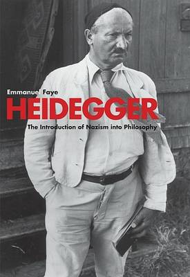 The Jewish Question: Martin Heidegger (NYT Book Review)