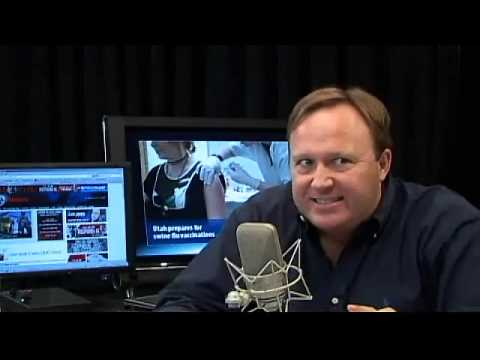 Alex Jones Pimps Phony Race War