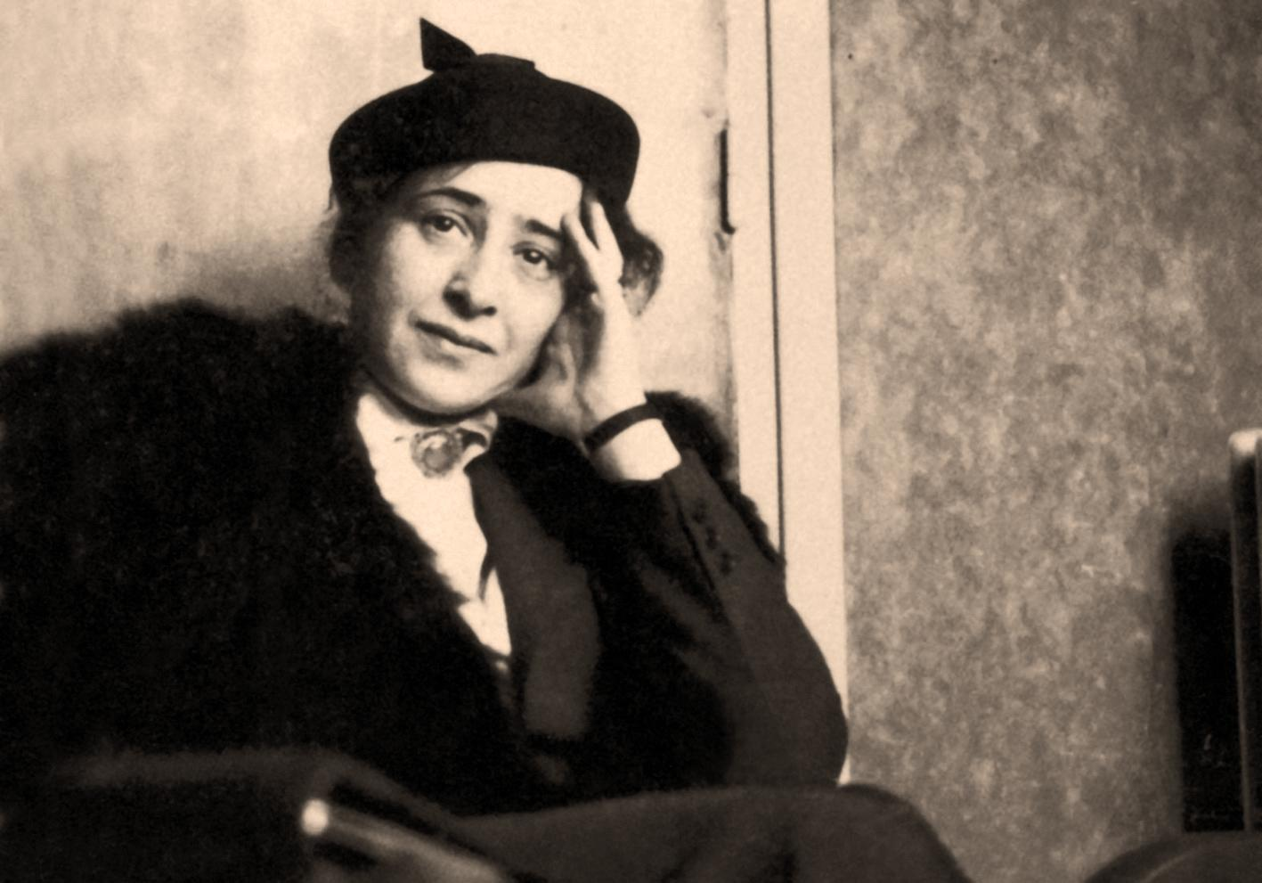 "Hannah Arendt was a Plagiarist & ""Conscious Pariah"" » The ..."