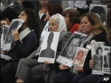 Argentina Charges Operation Condor Suspect