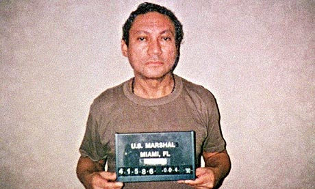 Why Manuel Noriega became America's Most Wanted