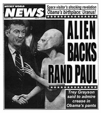 FLASHBACK: Rand Paul Campaign Spokesman Resigned over Racism on MySpace Page