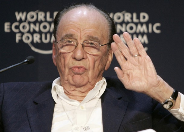 News Corp.'s Murdoch Defends Fox News' Glenn Beck