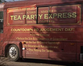 Report: Tea Parties Created as GOP Political Ploy