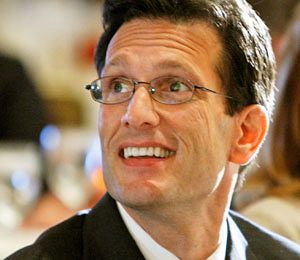 Eric Cantor Disbands Right-Wing National Council for a New America
