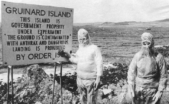 Files Reveal Britain's Secret Biological Weapons Trials in Second World War