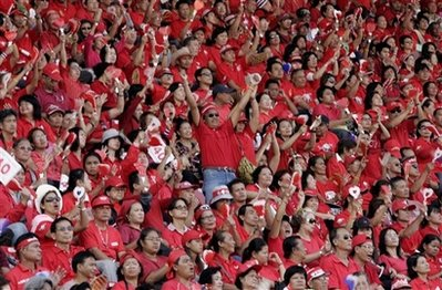 Can For Thai, Red Shirts, and Thaksin Liberate Thailand?